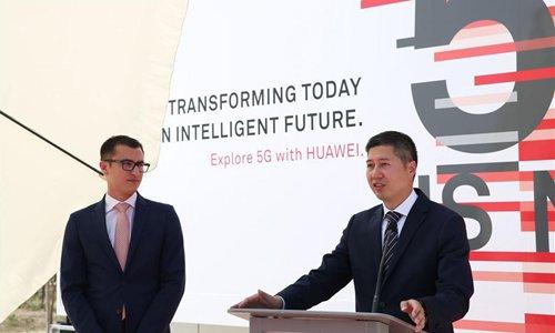 Malta, Huawei sign 5G infrastructure agreement
