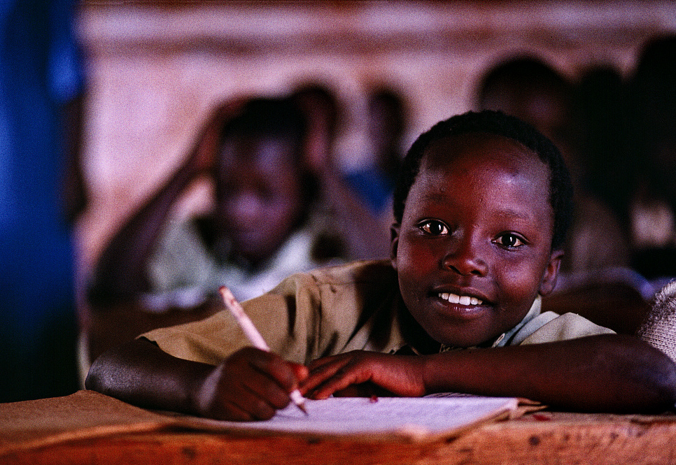 In Mozambique, classes come alive in local languages
