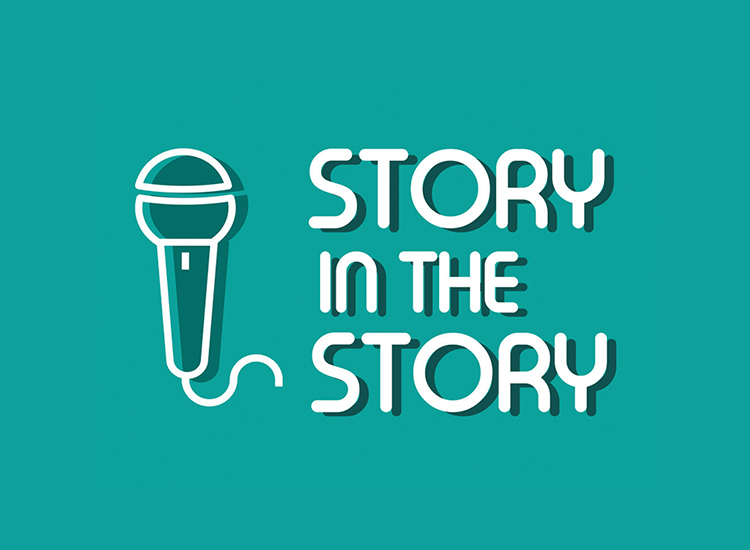 Podcast: Story in the Story (7/17/2018 Tue.)