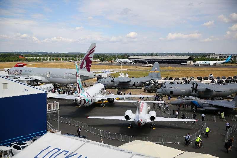 Major deals announced at the 2018 Farnborough International Airshow