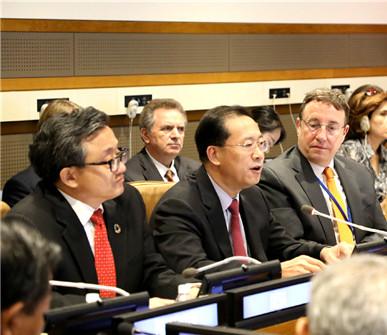 Addressing global inequality crucial to 2030 agenda: Chinese envoy