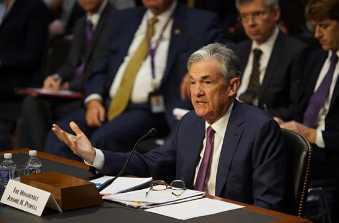 Fed chairman says gradual rate hikes best way for now