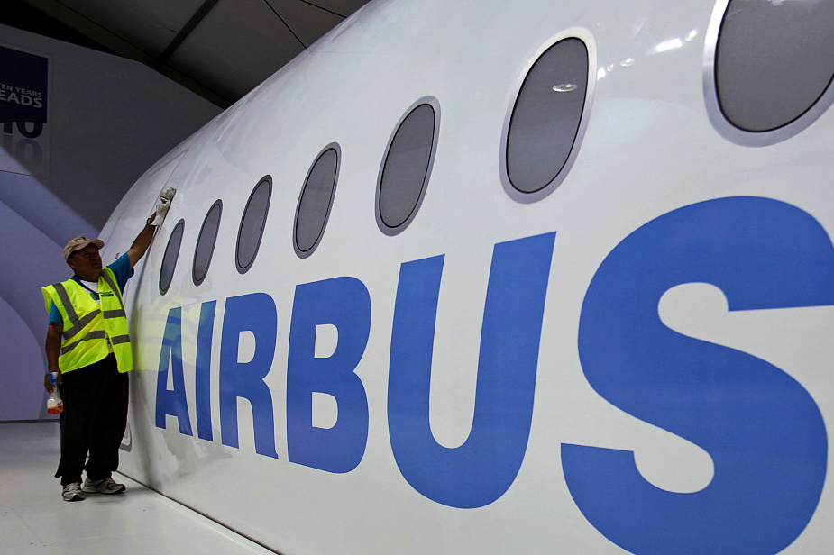 Airbus unveils pioneering solar-powered drone
