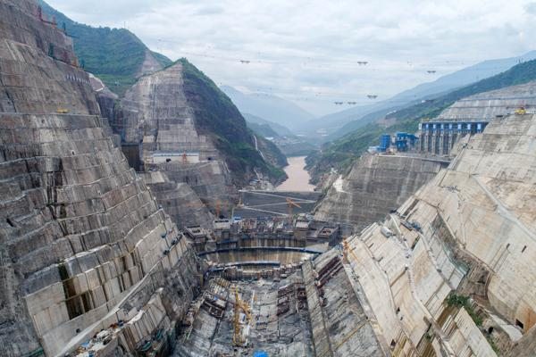Hydropower plant shows off domestic expertise