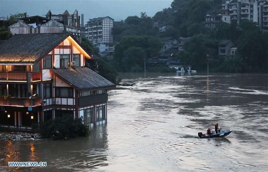 Xi stresses people-centered approach in flood control, disaster relief