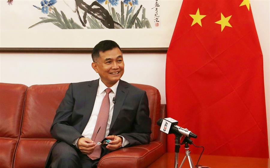 Interview: Xi's visit to Senegal will promote bilateral ties, says Chinese ambassador