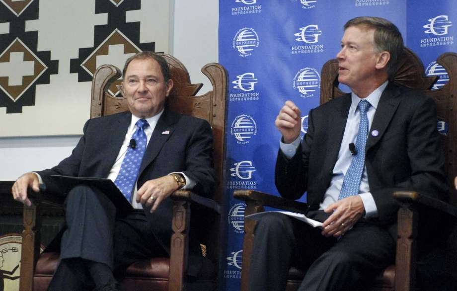 US governors seek closer ties with China