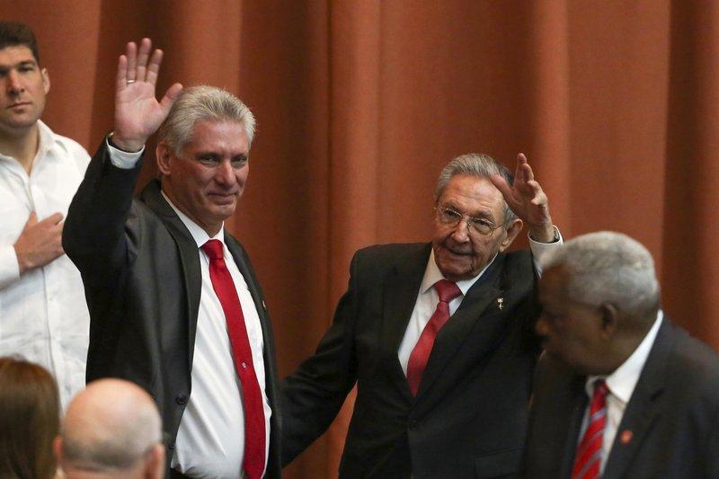 Cuba's president unveils new cabinet