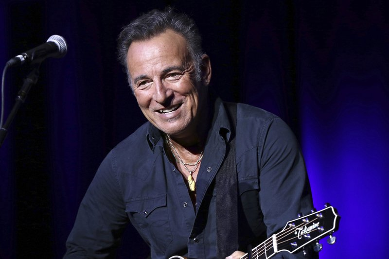 Bruce Springsteen's Broadway show to be seen on Netflix