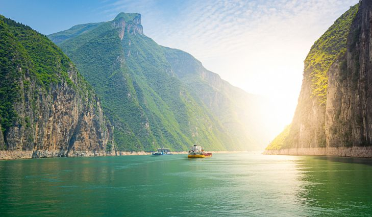 Legislation mulled to protect Yangtze River environment