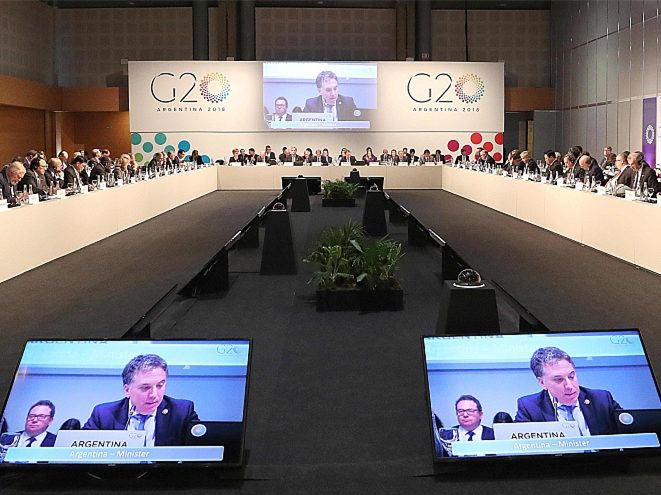 US fails to bag allies against China at G20