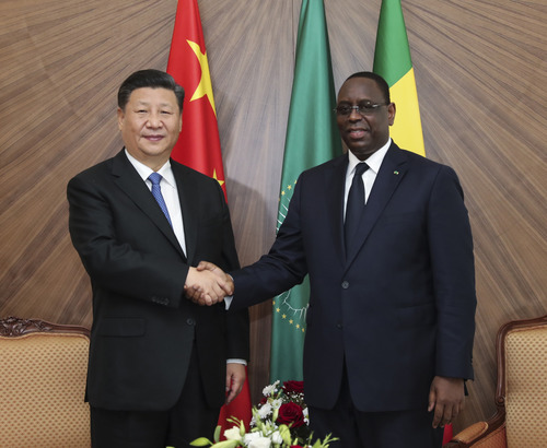 China-Senegal ties poised for new heights