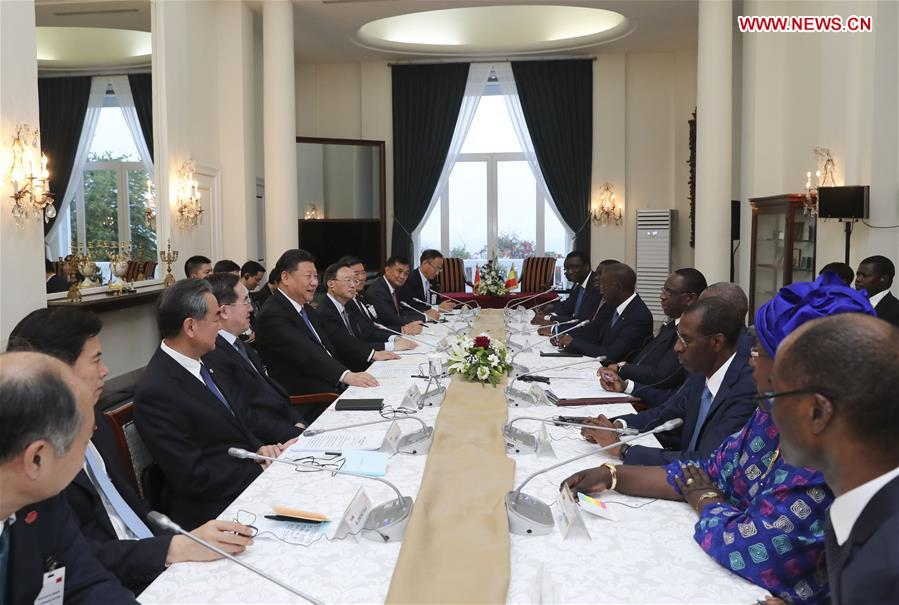 Senegalese officials, experts speak highly of Chinese president's state visit