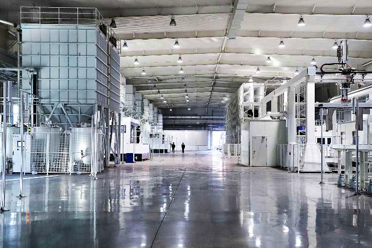 First 10,000-ton-level casting 3D printing smart factory goes into operation in Yinchuan