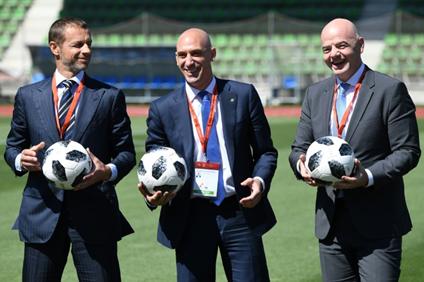 Spanish football boss dismisses graft allegations as 'falsehoods'