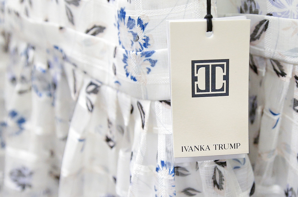 Ivanka Trump is shutting down her clothing company