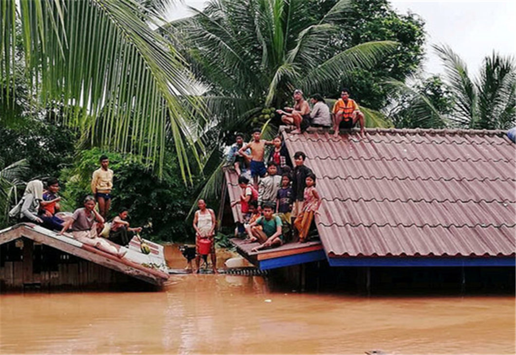 Bodies of 17 recovered after Laos dam disaster: Thai consul official
