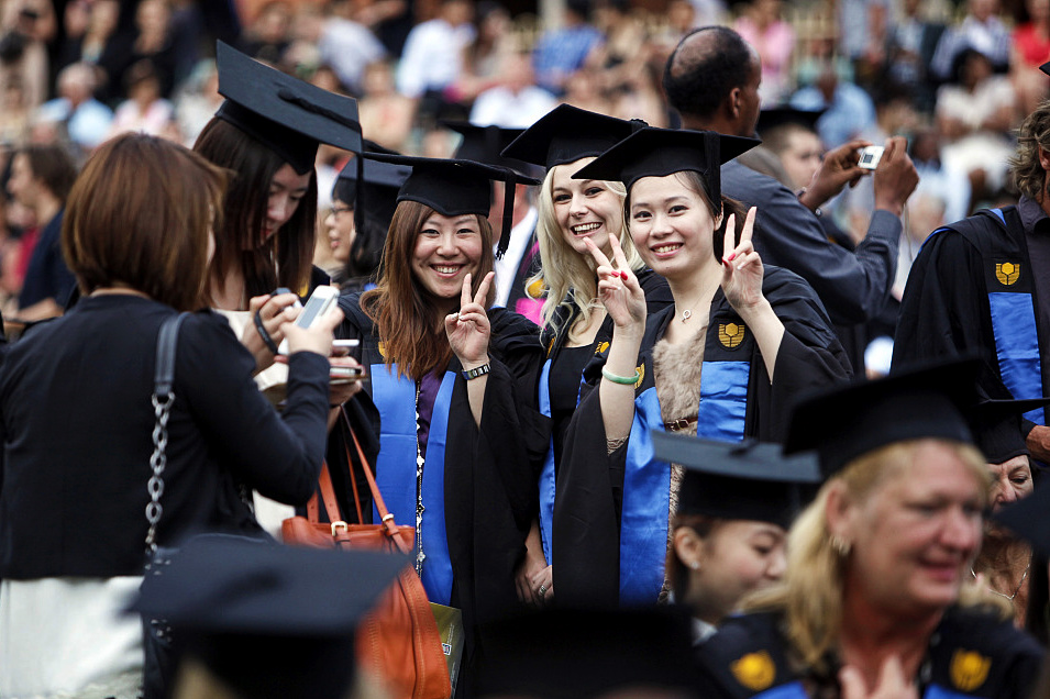 Vast majority of int'l students leaving Australia after studying: report