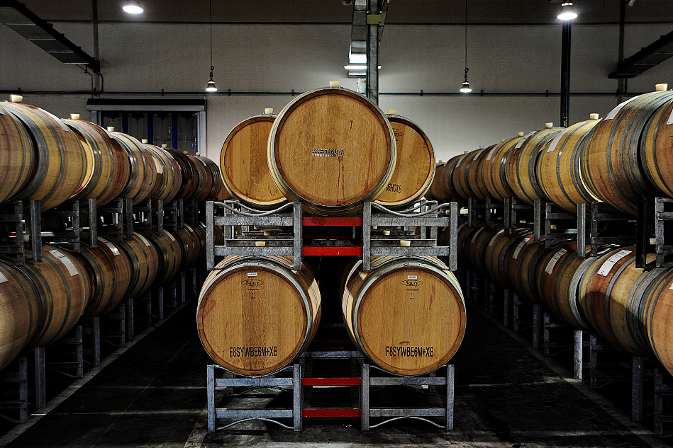 Chinese demand drives Australian wine exports to record high
