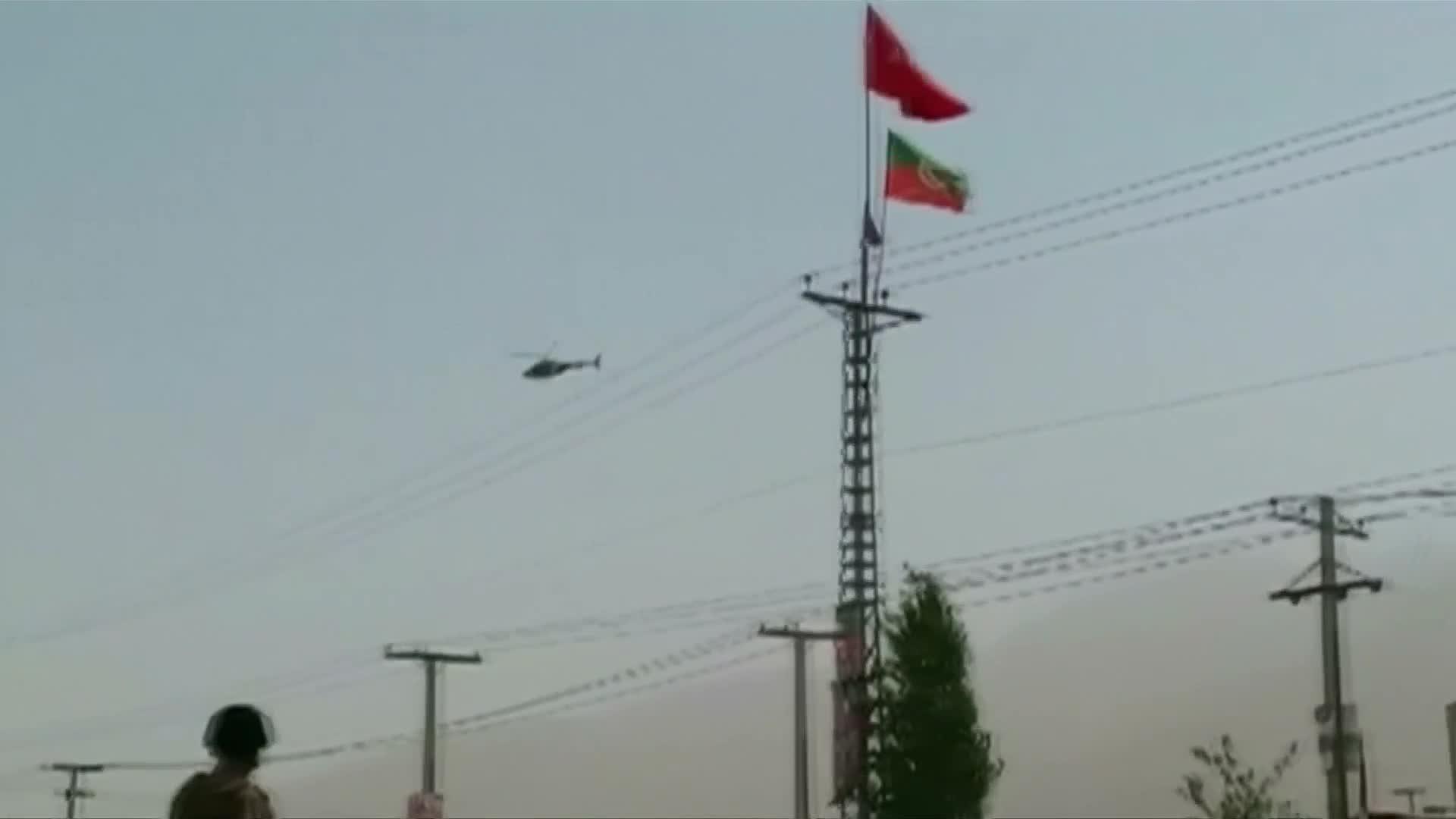 Video|Bomb attacks strike voters in Pakistan