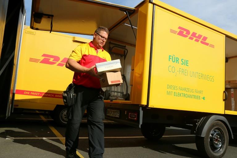 German post office delivers electric car surprise