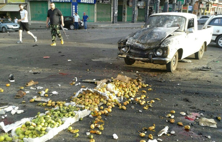 Death toll of IS attacks in Syria's Sweida rises to 215
