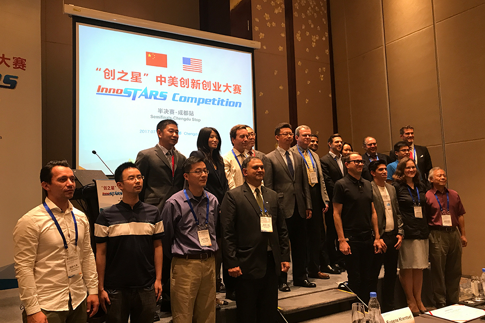 300 US firms join innovation contest in Seattle for business opportunities in China