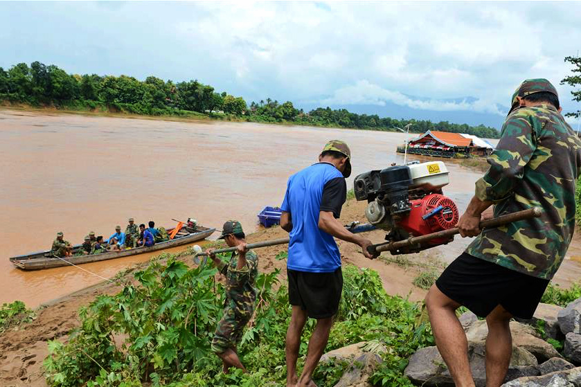 Lao PM says 131 missing after dam collapse in southern Laos