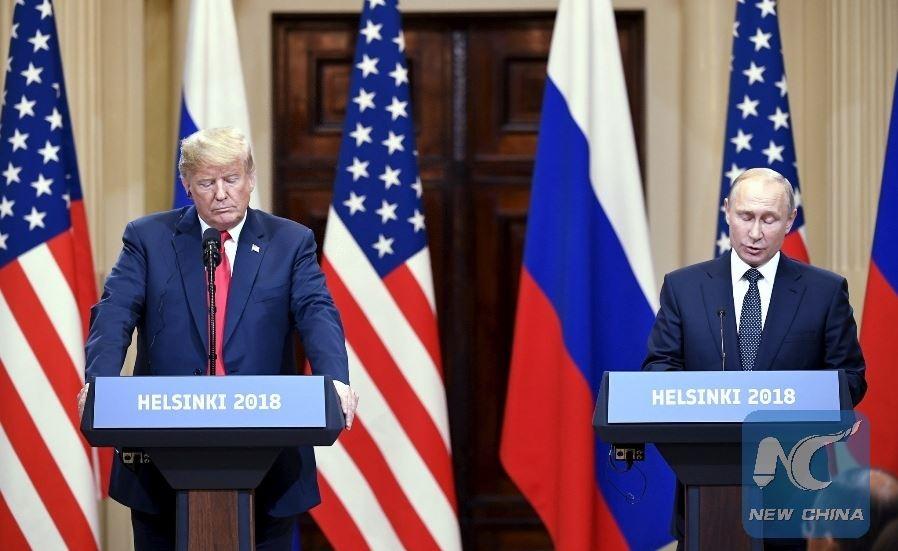 Trump delays next Putin meeting until 2019, citing Russia probe