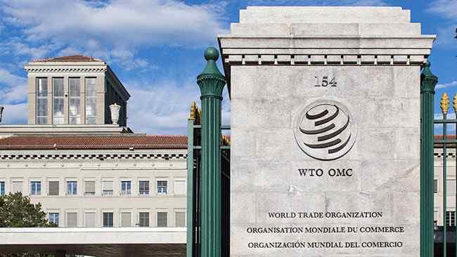 Chinese WTO envoy says China won't bow to US demonization