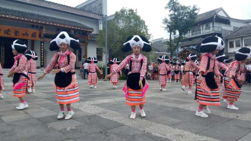 The Changjiaomiao keep traditional culture alive in a modern world