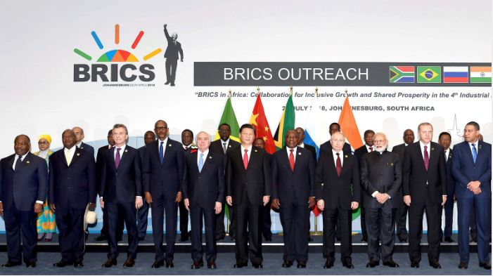 Xi Jinping calls for efforts to expand BRICS Plus cooperation