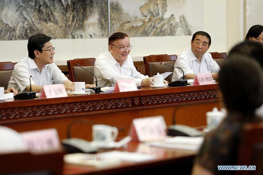 Top legislature to inspect TCM law enforcement