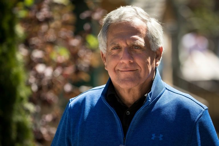 CBS titan Moonves accused of sexual misconduct