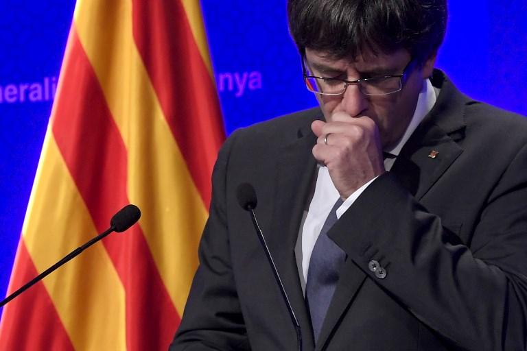 Deposed Catalan leader Puigdemont to return to Belgium