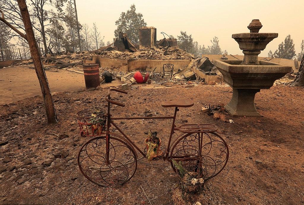 Massive Northern California fire gets even bigger