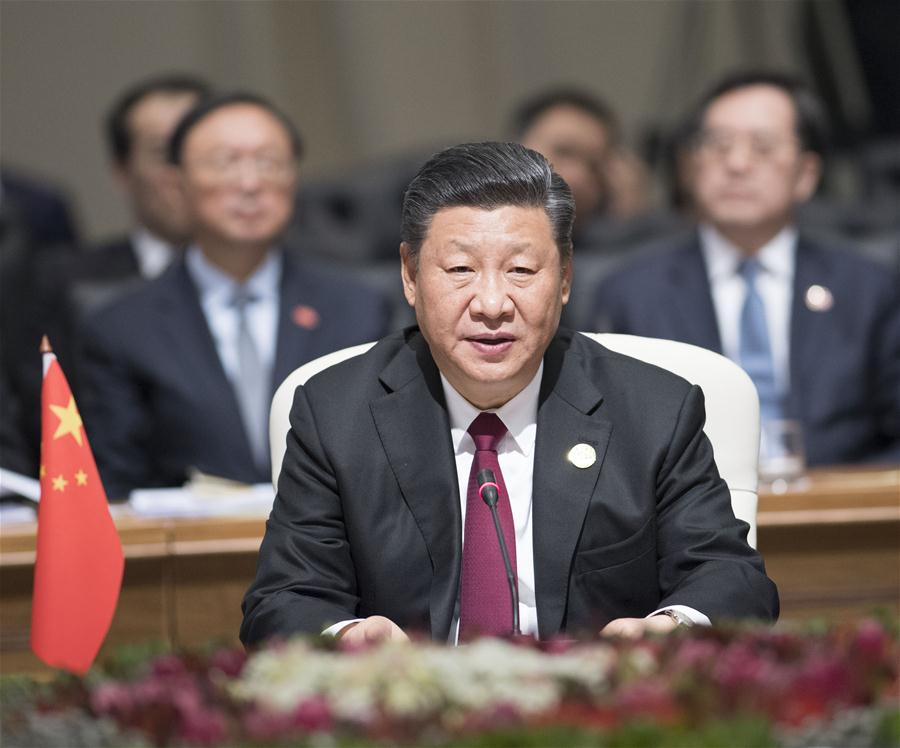 Xi's visit deepens South-South cooperation, upholds multilateralism