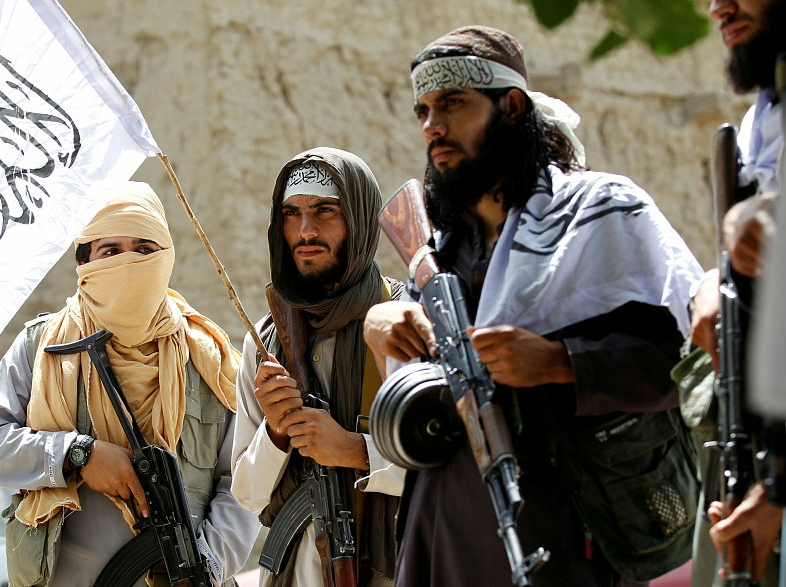 Taliban official says group spoke with US official