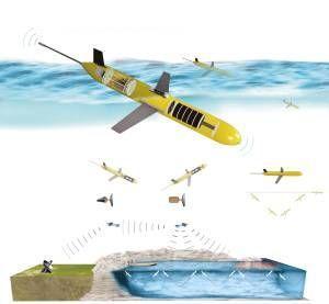China's latest underwater glider, sea fog detector make Arctic debut
