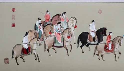 Suzhou embroidery exhibition concludes in E China's Jiangsu