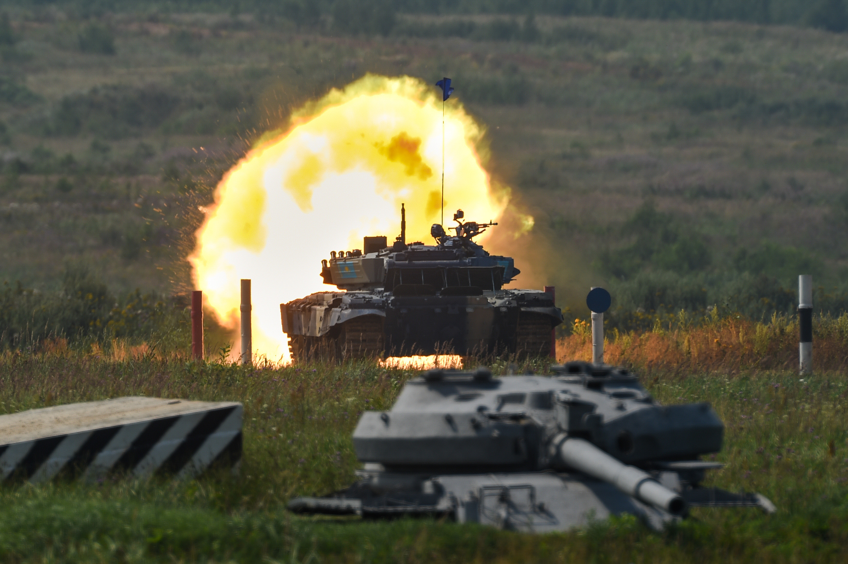 Video: IV International Army Games 2018 kicks off in Russia