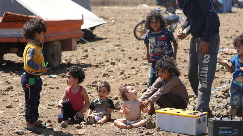 36 women, children kidnapped by IS last week in Syria's Sweida: monitor