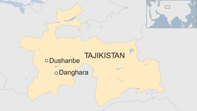 Armed attackers kill 4 Western tourists in Tajikistan