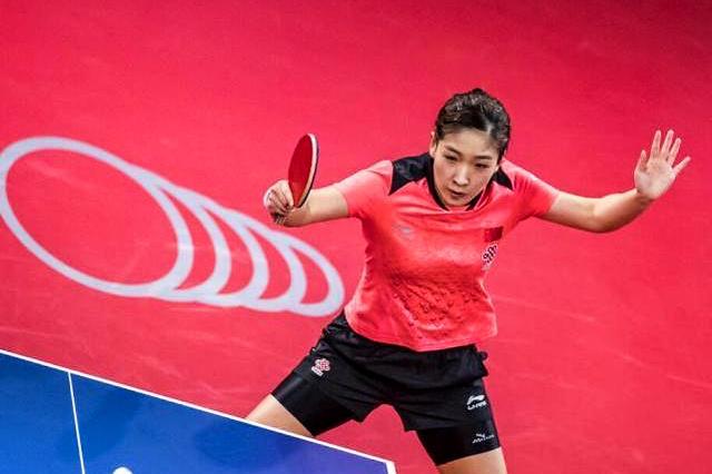 Liu, Xu strike gold for China in ITTF Australia Open