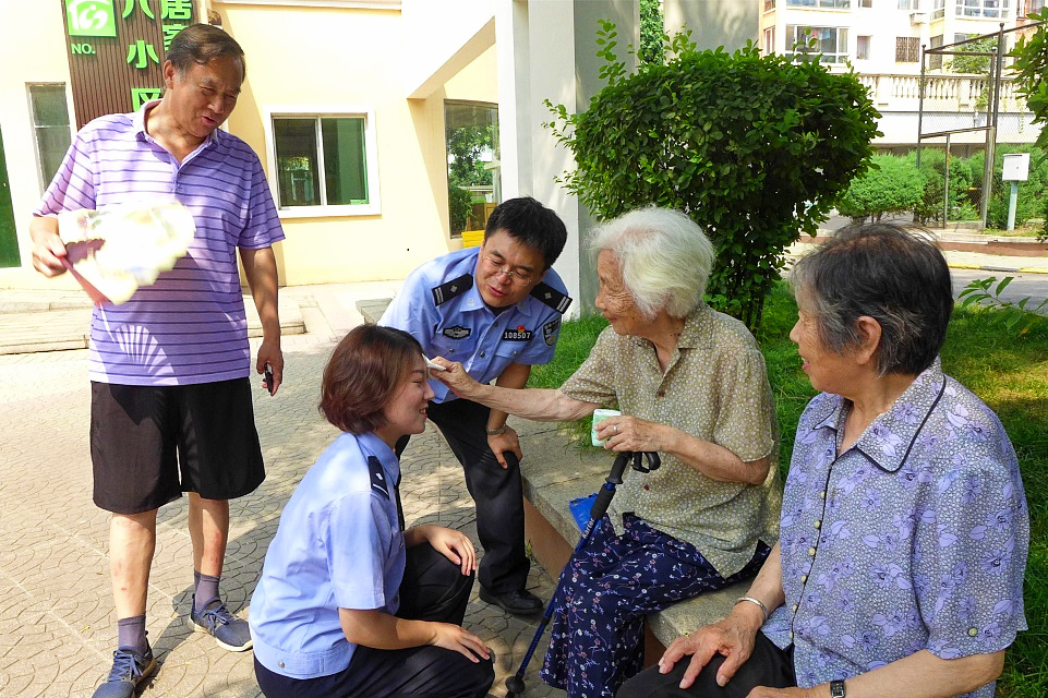Chinese retirees demand better care