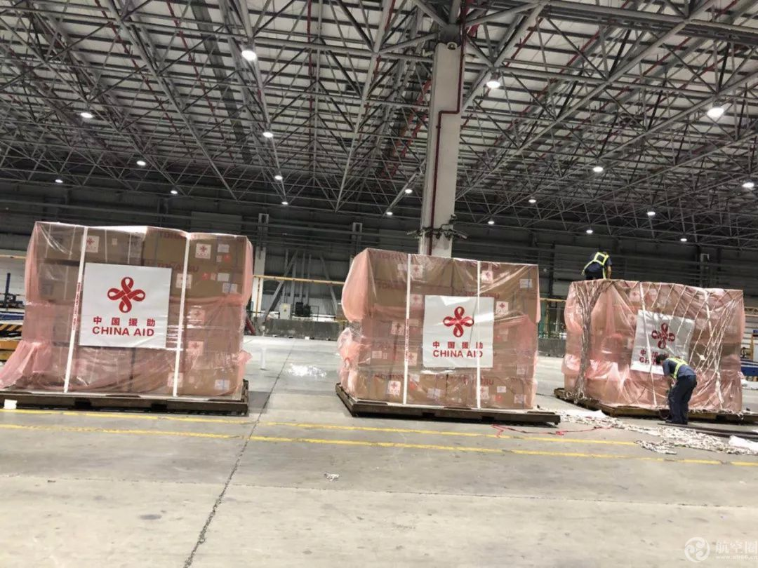 Emergency aid supply from China arrives in Vientiane