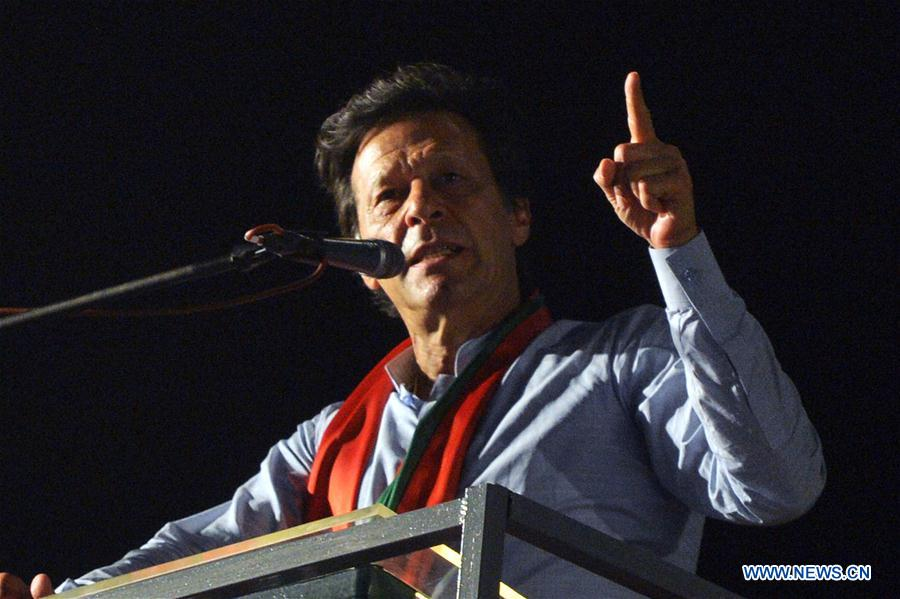 With Imran at helm, new Pakistan govt will cement ties with Beijing