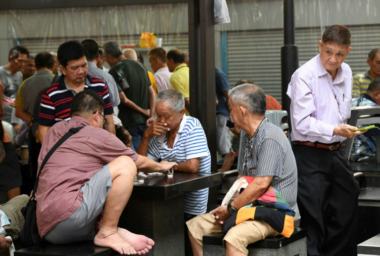 Record suicides of elderly people in ageing Singapore