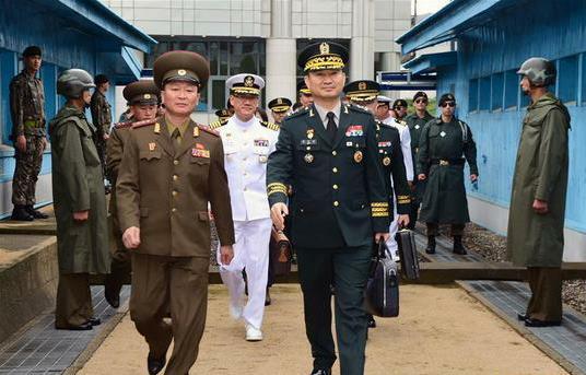 S.Korea, DPRK start general-level military talks at border village