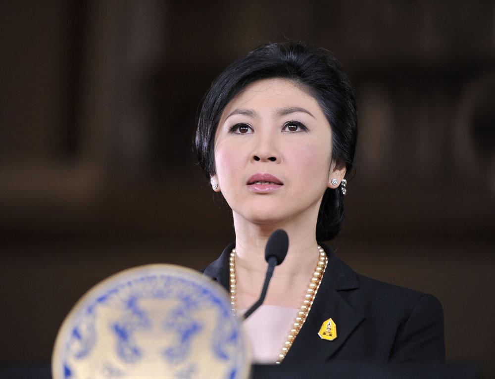 Thailand asks UK to deport Yingluck